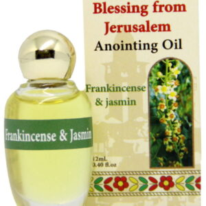 Anointing Oil – Frankincense & Jasmine