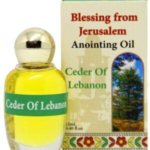 Anointing Oil – Cedar Of Lebanon