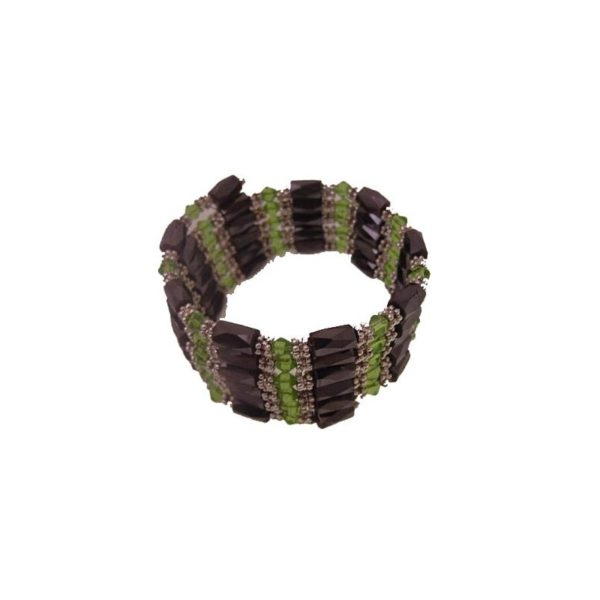 Green Magnetic Bracelet 36 Inches Long