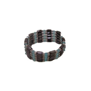 Baby Blue Magnetic Bracelet 36 Inches Long