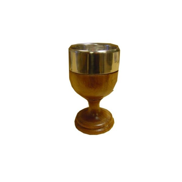 Communion Cup (Acacia) Used For The Ark Of The Covenant CC01