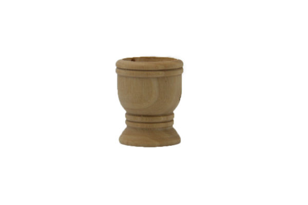 Olive Wood Communion Cups 1.1 Inches