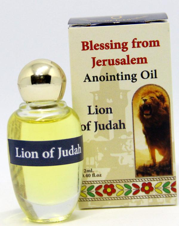 Anointing Oil – Lion Of Judah