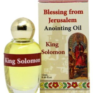 Anointing Oil – King Solomon