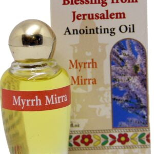 Anointing Oil – Myrrh – Mirra