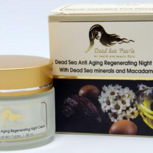 Dead Sea Anti Aging & Regenerating Night Cream