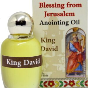 Anointing Oil – King David