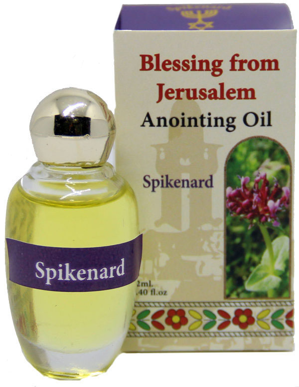 Anointing Oil – Spikenard