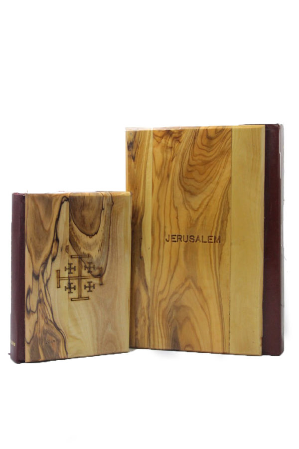 King James Bible – Olive Wood Hardcover