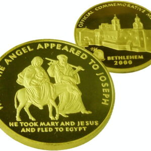 BETHLEHEM 2000 Gold P