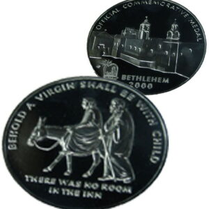 BETHLEHEM 2000 Silver P