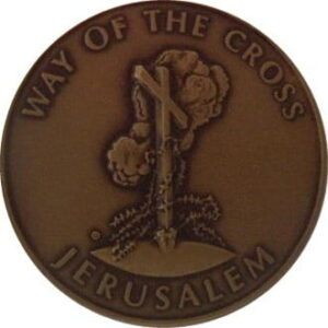 Way Of the Cross Bronze