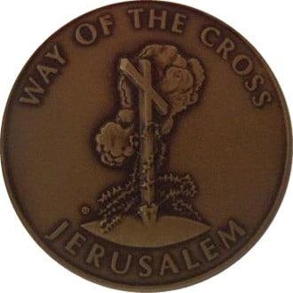 Way Of the Cross Bronze