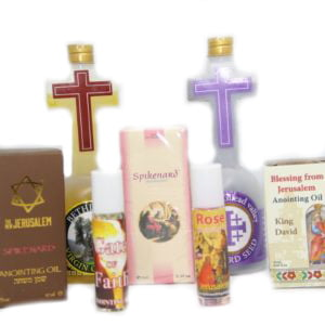 Oils, Holy Water and Rare Incenses