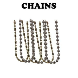 Plated Chains