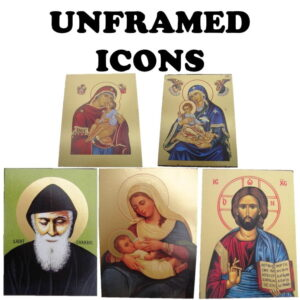 Unframed Icons