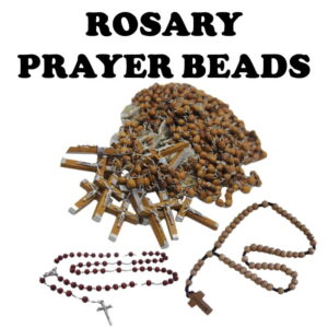 Rosaries.
