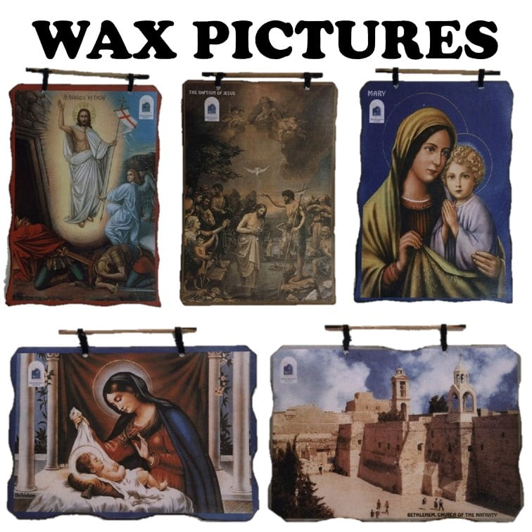 Wax Pictures