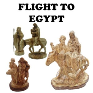 Flight to Egypt