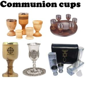 Communion Cups.
