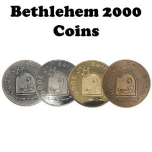 BETHLEHEM 2000-commemorative coins