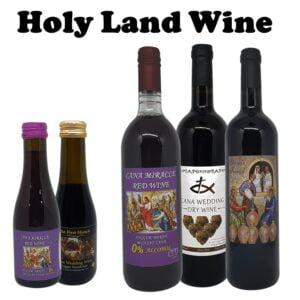 Holy Land Wine