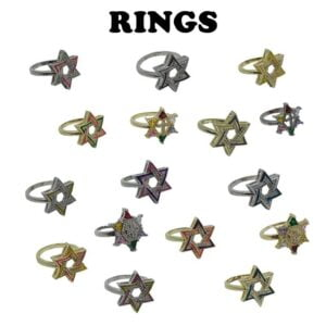 Plated Rings