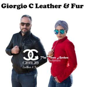 Giorgio C Leather & Fur