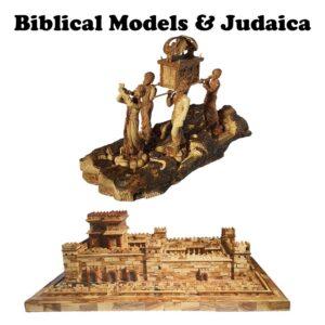 Biblical Models & Judaica