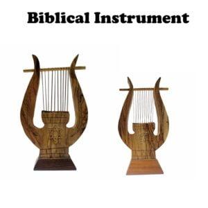 biblical instrument